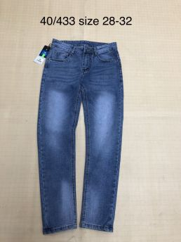 Quần jean dài nam 40433