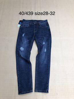 Quần jean dài nam 40439