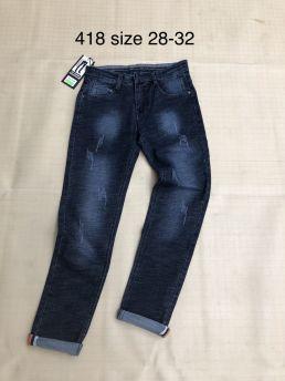 Quần jean nam dài 418