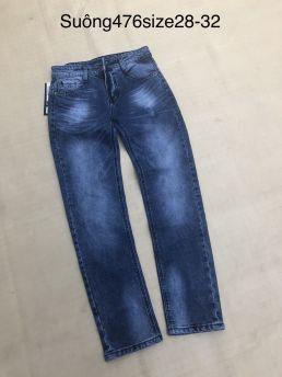 Quần jean nam dài 476