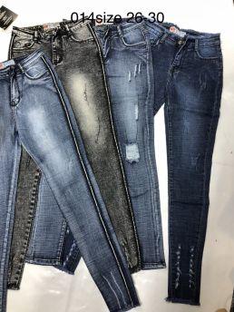 Quần jean nữ dài 014