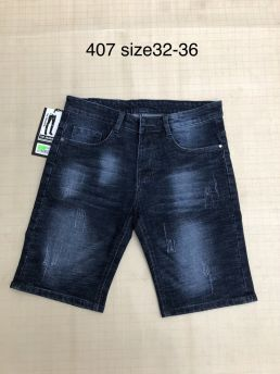Quần jean short nam 407