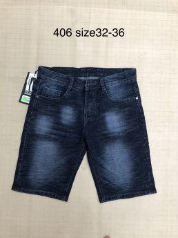 Quần jean short nam 406
