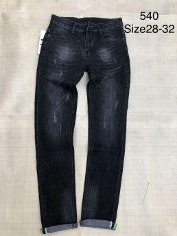 Quần jean nam dài 540