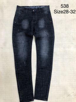 Quần jean nam dài 538