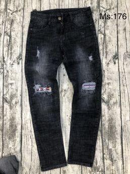 Quần jean dài nam MS176