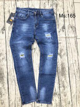 Quần jean nam dài