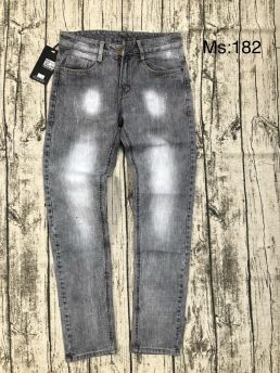 Quần jean nam dài MS182