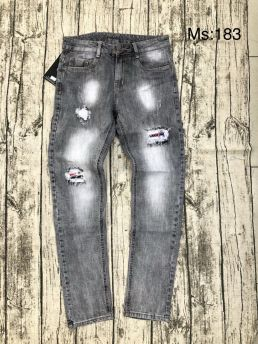 Quần jean nam dài MS183