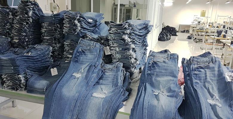 Chuyên cung cấp quần jean giá sỉ - 1