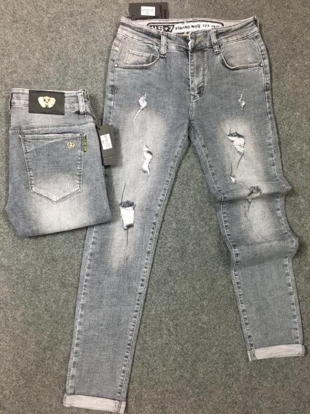 Xưởng may quần jean nam giá sỉ rẻ nhất tphcm - 4