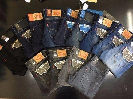 Xưởng chuyên sỉ quần jean nam - 5