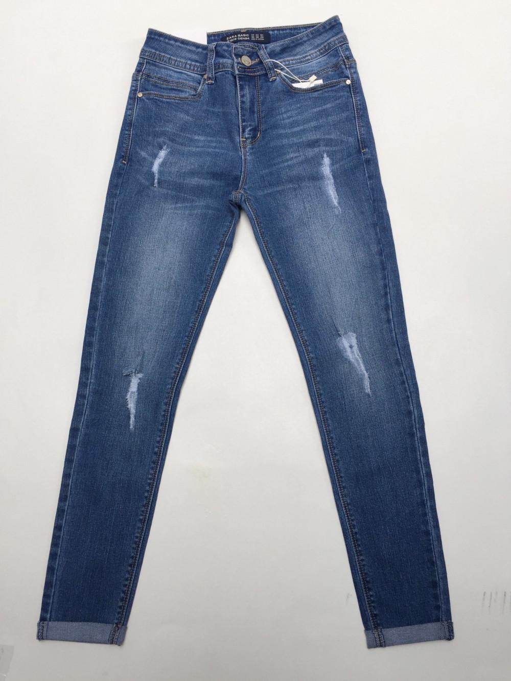 Xưởng bỏ sỉ quần jean nữ uy tín tphcm - 8