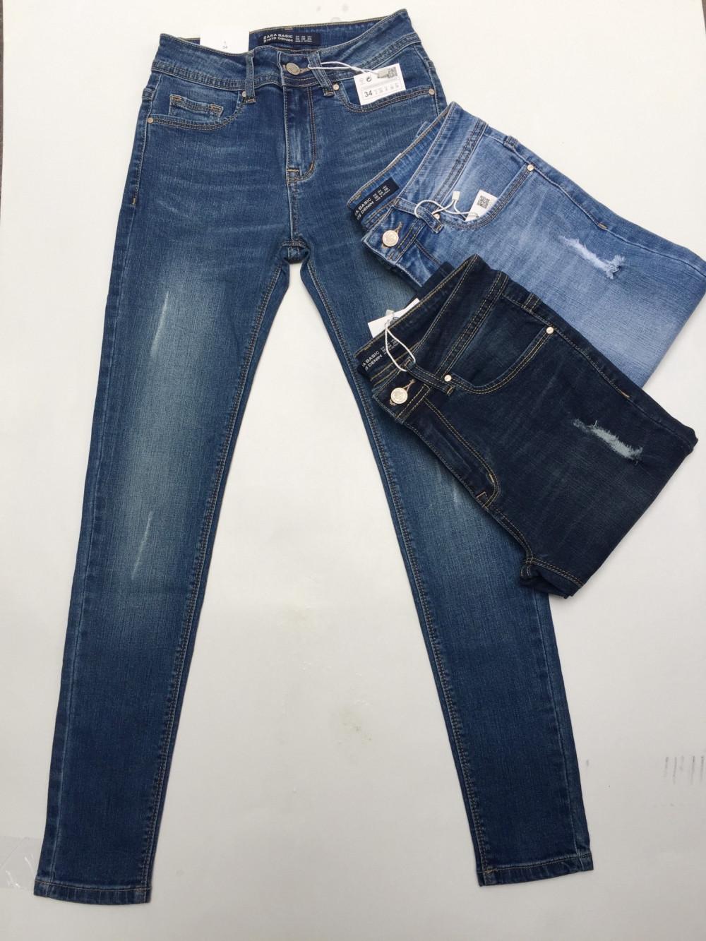 Xưởng bỏ sỉ quần jean nữ uy tín tphcm - 7