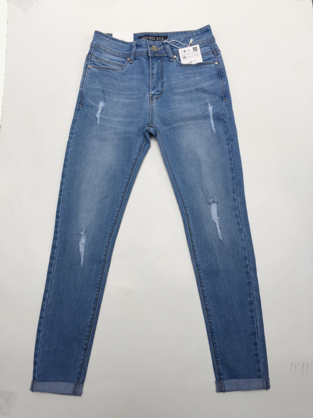 Xưởng bỏ sỉ quần jean nữ uy tín tphcm - 2
