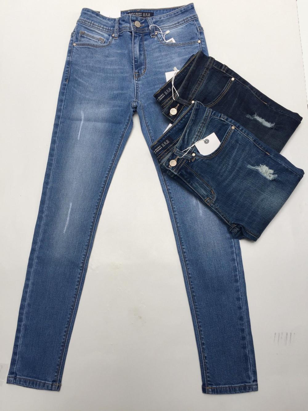 Xưởng bỏ sỉ quần jean nữ uy tín tphcm - 1