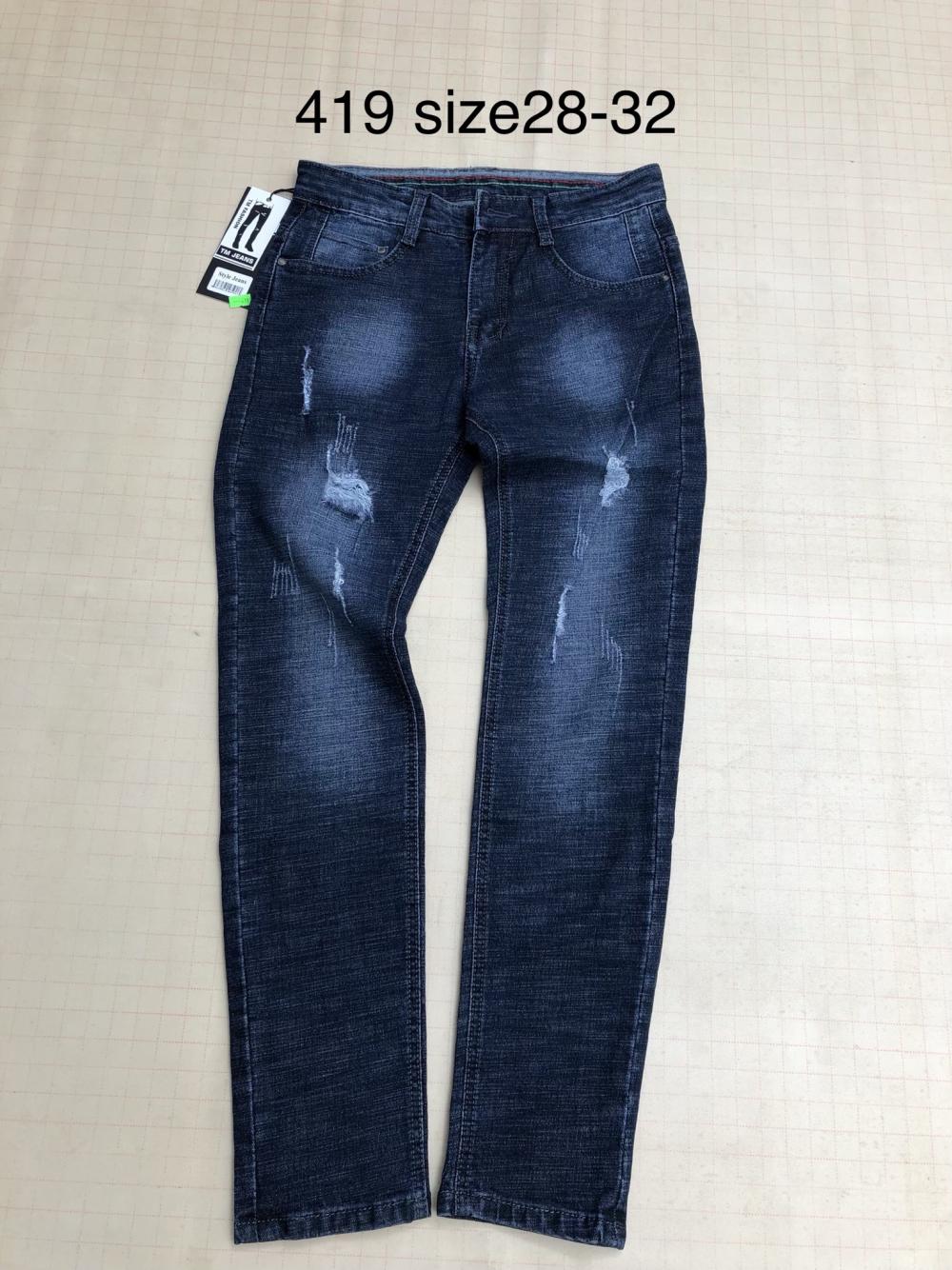 Quần jean nam dài 419