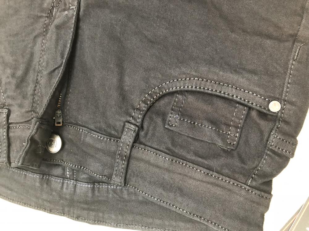 Quần jean dài nam đen 421
