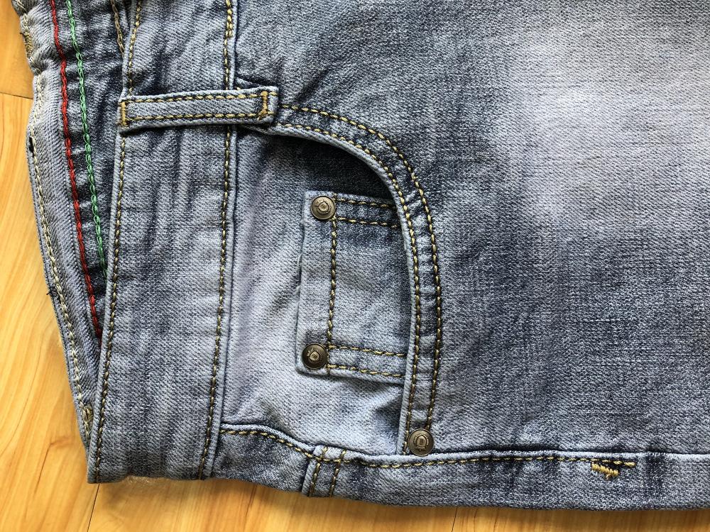 Quần jean dài nam 400