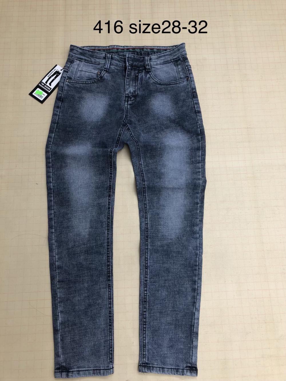 Quần jean nam dài 416