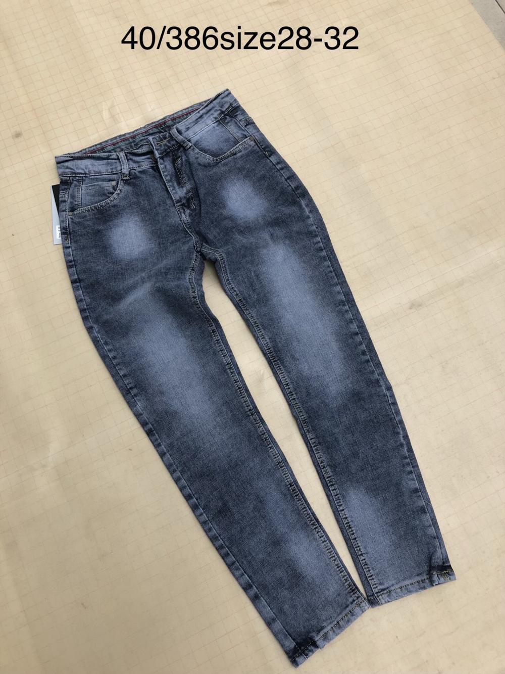 Quần jean nam dài 386