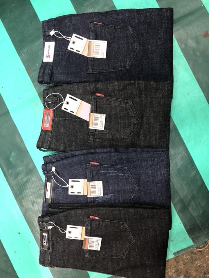 Quần jean nữ dài 90