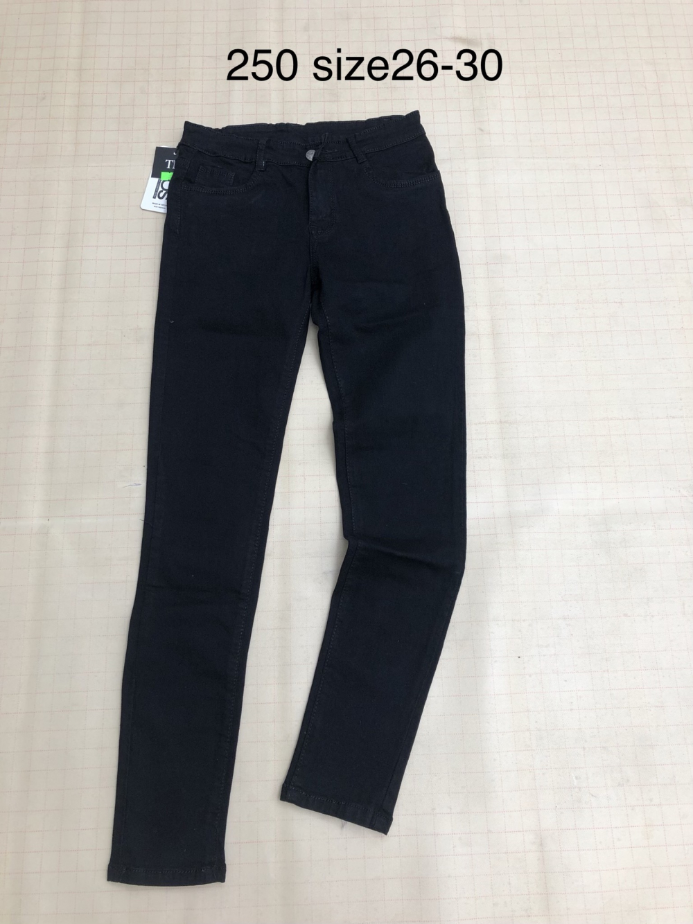 Quần jean nữ dài 250