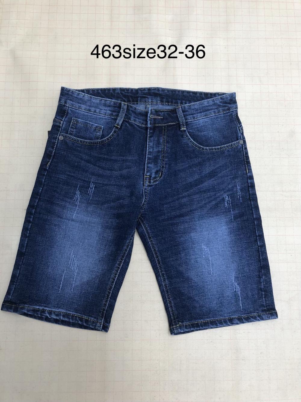 Quần jean short nam 463