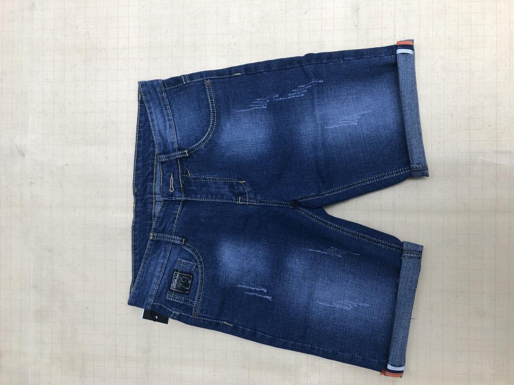 Quần jean short nam 10110
