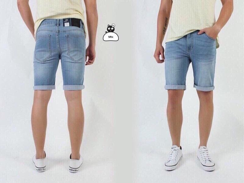 Quần Short Jean nên phối thế nào để các Boy tự tin hơn?