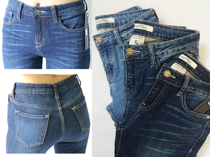 Xưởng bỏ sỉ quần jean nữ uy tín TPHCM