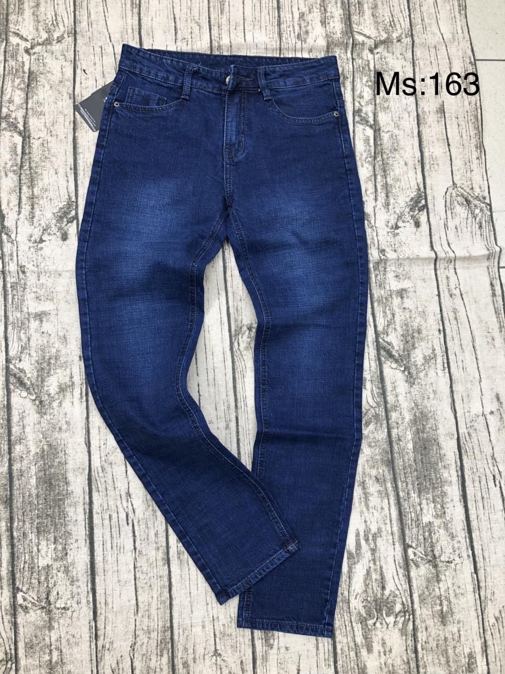 Quần jean nam dài MS163